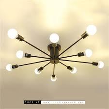 cdl0006 modern chandelier sputnik style home pro
