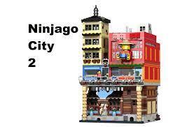 LEGO IDEAS - Ninjago City 2