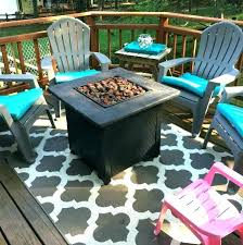 plastic outdoor rugs for decks extra large carpet mats ru