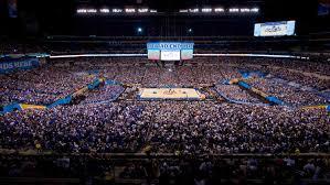 Lucas Oil Stadium Section 440 Basketball Seating