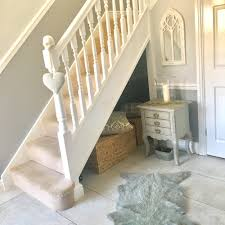 hallway and stairs colour ideas. grey hallway entrance hall with dado rail twotone gray shabby chic accessories dulux and stairs colour ideas