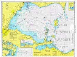 Training Chart Western Lake Erie Tri Fold