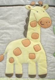 giraffe elephants monkeys jungle animals boy baby crib bedding sets quilt pers fitted bed skirt 7