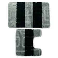 black and gray bathroom rugs gray bathroom rug sets gray bathroom rug sets light grey bathroom