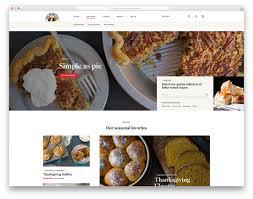 20 Best Bakery Websites Design For Inspiration 2019 Colorlib
