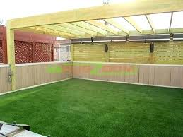 artificial turf rug synthetic grass indoor outdoor green area 9x12 t
