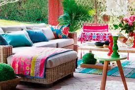 bohemian style furniture. How To Give Your Home A Bohemian Style Furniture P