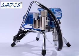electric commercial airless paint sprayer for furniture painting food painting varnish ename