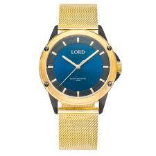 blue black gold watch men s watch lord timepieces blue black gold watch men s watch lord timepieces