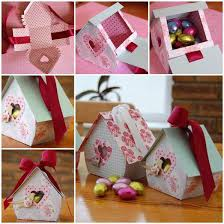 diy bird house gift box
