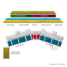 Nfr 2018 Seating Chart Calgary Stampede Rodeo Tickets 2019 Prices Buy At Ticketcity