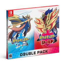 Game One - Nintendo Switch Pokemon Sword and Shield Double Pack [JAP] -  Game One PH