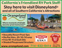 Maybe you would like to learn more about one of these? Rv Parks In Orange California Orange California Campgrounds