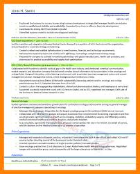 Business Resume Examples 2017resume Sample Health Care Executive Page 2 Of  2 Great Resumes Fastpngcaption