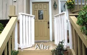 how to build a front doorHow to Build a Front Porch Gate