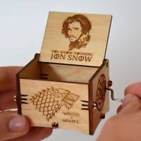 Engraved Wooden Music Box Game Of Thrones Game of Thrones HandEngraved Wooden Music Box eBay 87