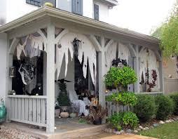 ideas outdoor halloween pinterest decorations: halloween decorations outdoor welcome halloween porch