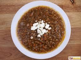 Soupa greek Lentil Yeprecipes Fakes Soup