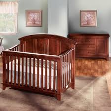 convertible crib sets. Beautiful Convertible Westwood Design 2 Piece Nursery Set  Jonesport Convertible Crib And  Dressing Combo In Virginia Cherry To Sets T