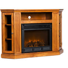 attractive corner electric fireplace tv stand canada with media regarding center decorations 6