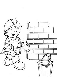 Small Picture Bob The Builder Coloring Book Coloring Book of Coloring Page
