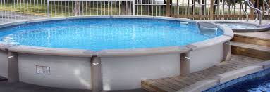 above ground pool company pools and spas san antonio texas round pools and spa combinations