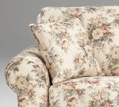 Floral Pattern Sofa Simple Decoration