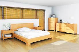 modern wooden bedroom furniture designinimalist wooden and furniture set with natural wood