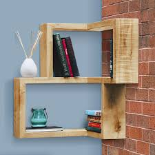 Tronk Design Franklin Shelf Corner Shelves Very Easy To Do And Gives The Room A Nice