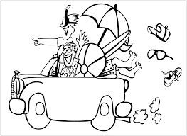 Bluebonkers home › kids activities › kids coloring pages. Summer Coloring Pages For Kids Print Them All For Free