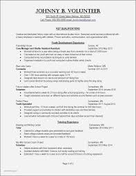 30 New Sample Resume Education Program Coordinator
