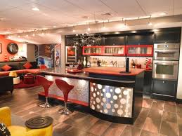 Bar Designs Ideas view in gallery basement bar with a funky and vivid theme from the 70s