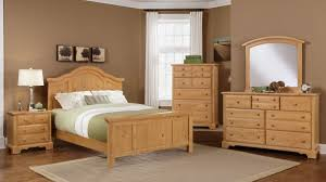 Lamp Dark Wood Bedroom Furniture Oak Wood Bed Gray Wood Bedroom