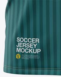Discover 41 soccer jersey mockup designs on dribbble. Men S V Neck Soccer Jersey T Shirt Mockup Front View Football Jersey Soccer T Shirt In Apparel Mockups On Yellow Images Object Mockups