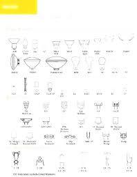 Lamp Shade Size Chart Lamp Design Ideas