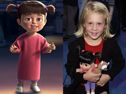 Interview with Mary Gibbs - Boo from Monsters Inc   The Mouselets