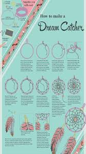 How To Make A Dream Catchers Step By Step