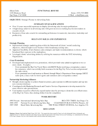 Template Template Resume For Secretary Wall St Oasis Sample Summary