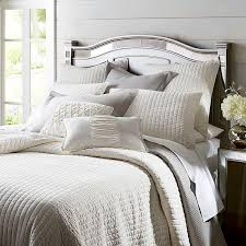 48 best *Bedding > Quilts & Quilt Sets* images on Pinterest ... & Atwood Velvet Quilt & Sham - Ivory - Cotton Adamdwight.com