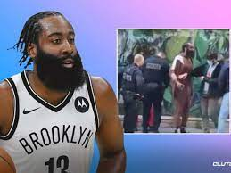 James Harden stopped by police in Paris ...