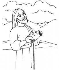 Kleurplaten Jezus Clipart Geloven Is Leuk