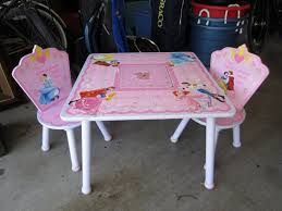 table before