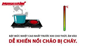 Bí quyết dùng bếp từ an toàn và tiết kiệm điện - Nguyễn Kim - - YouTube