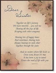 Loss Of A Sister Quotes Cool Crystal And Summer I Just Love It Poem Pinte