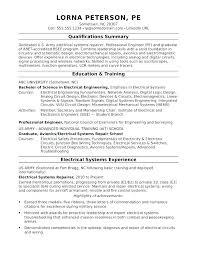 Professional Engineering Resume – Universitypress