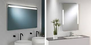 mirror lighting bathroom. You\u0027ll Also Find Combined Mirror Lights, With Illumination Set Into The Surface Itself. Lighting Bathroom