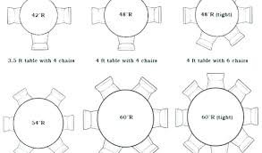 4 foot round table round table seating 6 foot round table modern seating capacity designs within 4 foot round