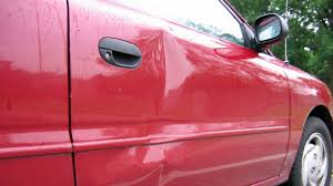 Auto Dent Removal Car Body Dent Repair Estimate Paintless Dent Removal