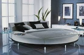Fascinating Round Bed Frames 25 For Best Design Interior with Round Bed  Frames