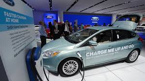 Ford Says Brand\u0027s First All-Electric Vehicle Will be Affordable ...